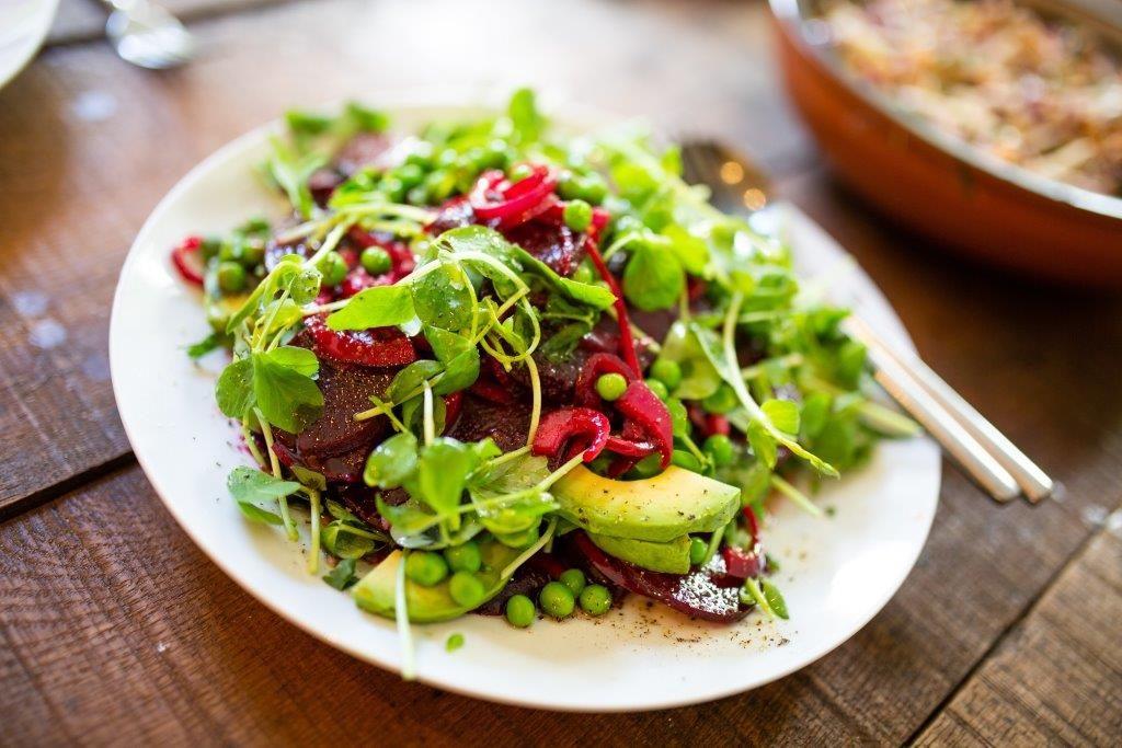 recette de salade originale