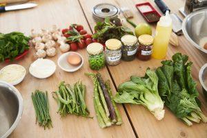aliments richs en vitamines B