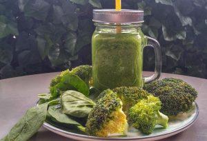 smoothie detox vert - S.marnet-Letellier
