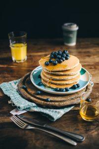 pancakes hyperprotéinés