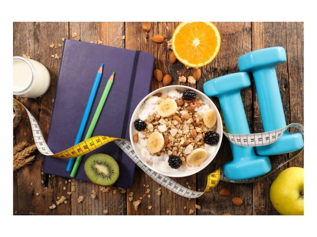 Alimentation équilibrée + pratique sportive