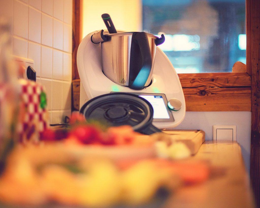 Le tehrmomix en cuisine