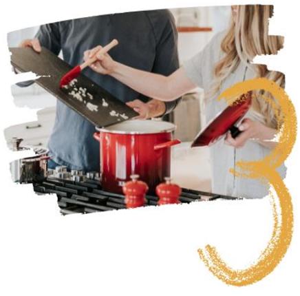 image découverte cuisine panier à cuisiner