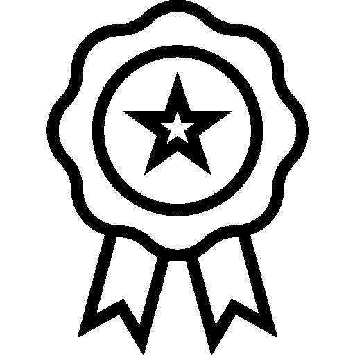 pictogramme récompense fidélité