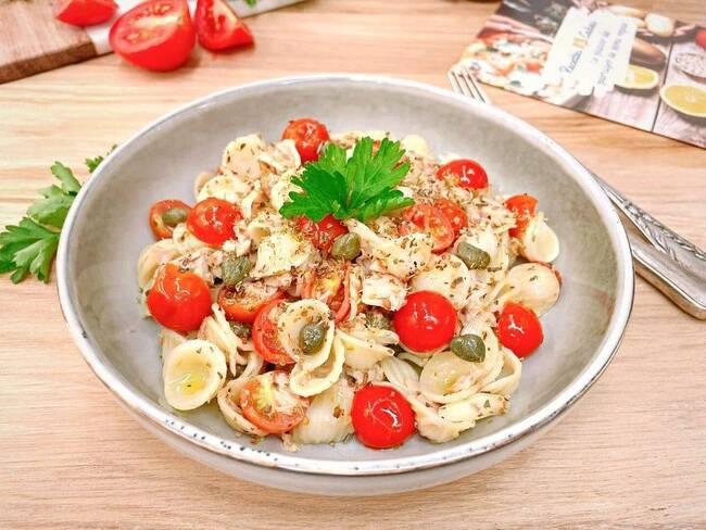 Recette Salade complète de gnocchis
