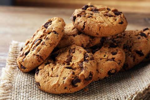 Recette de Vrais cookies américains