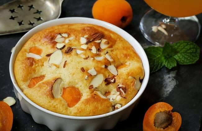 Recette Clafoutis aux abricots