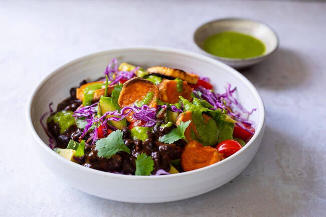 Recette Salade d'automne au chili (SG)