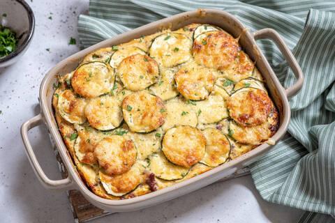 Recette Chèvriflette, coleslaw (SG)