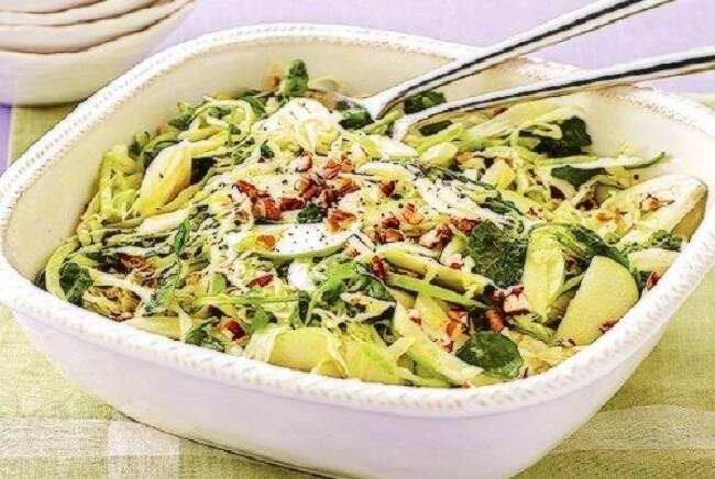 Recette Salade composée d'automne (SG)