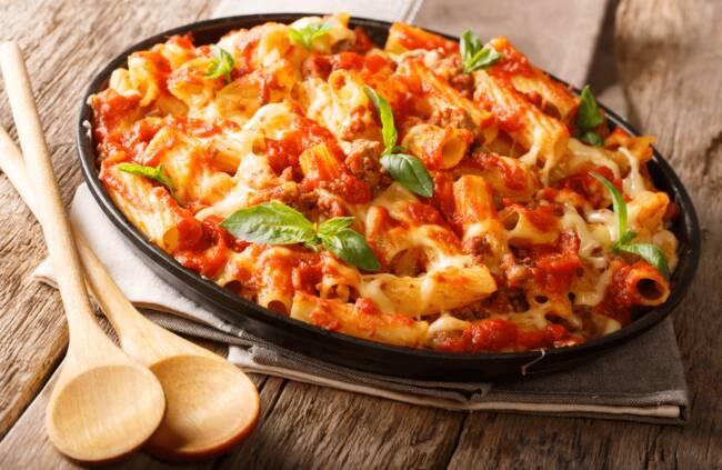 Recette Macaroni à la calabraise