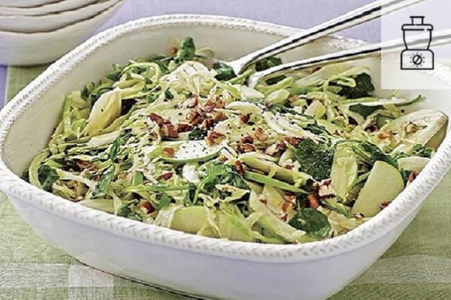 Recette Salade complète d'hiver