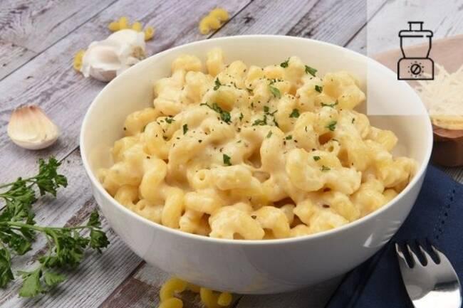 Recette Risotto de macaronis topinambours jambon cru