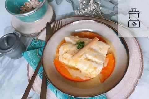 Recette de Cabillaud facon thai coco et citronnelle