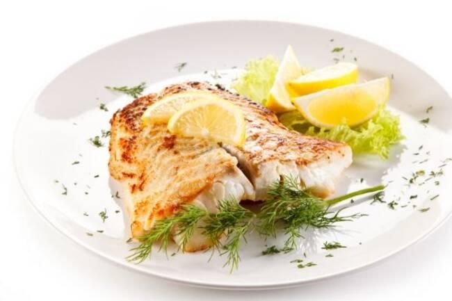 Recette Filet de poisson meunière aux deux citrons