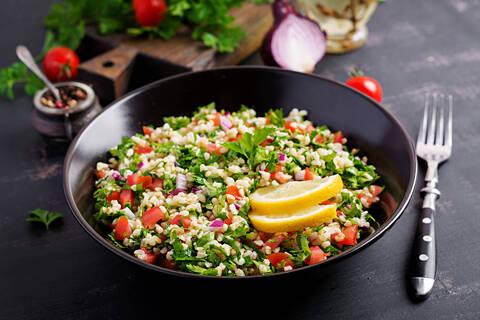 Recette de Le vrai taboulé libanais - Salade de fenouil
