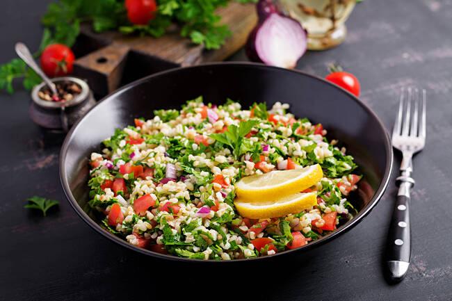 Recette Le vrai taboulé libanais - Salade de fenouil